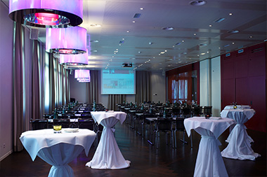 Hotel Continental Park Saal