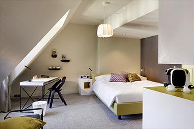 Zimmer Hotel Continental Park