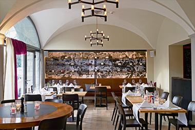 Restaurant Hotel Continental Park
