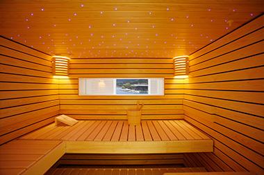 Sauna Hotel Schweizerhof