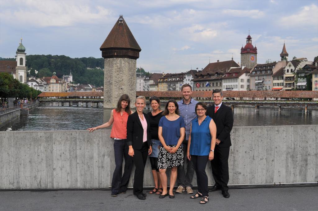 Mitarbeiter Ausbildungszentrum Luzern La Capriola
