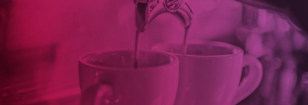 Headerbild La Capriola Kaffeemaschine lässt Kaffee raus