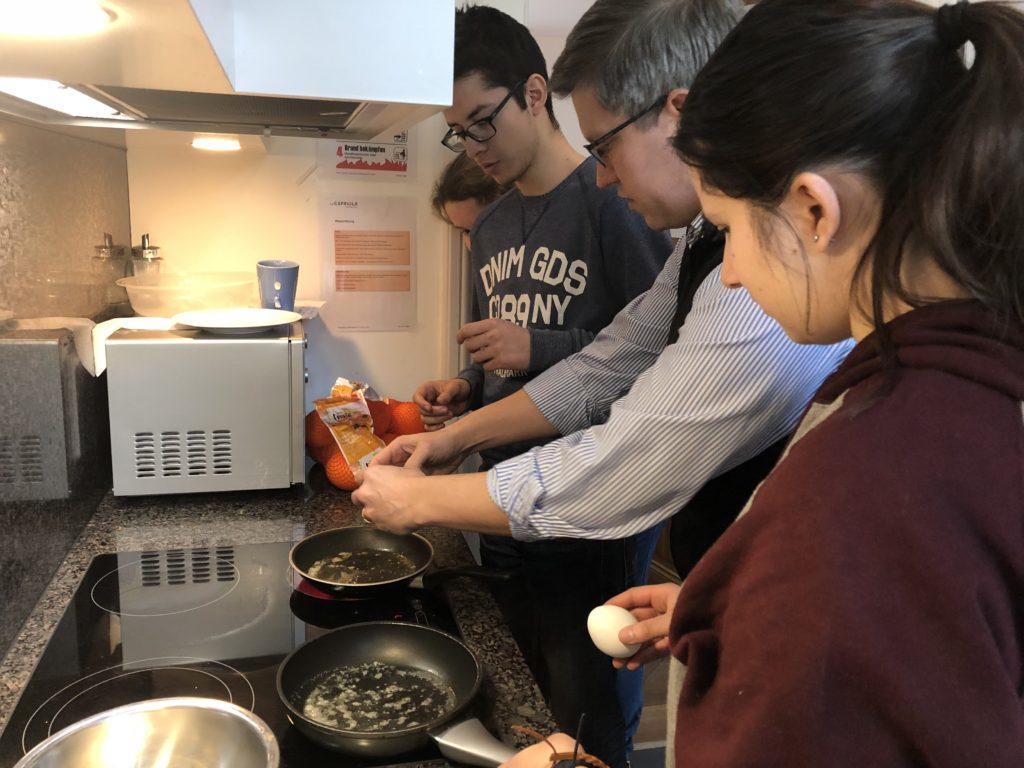 Kochausbildung in Luzern