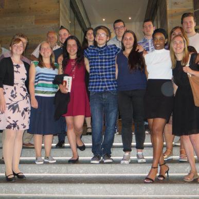 Diplomfeier Im Ausbildungszentrum Davos
