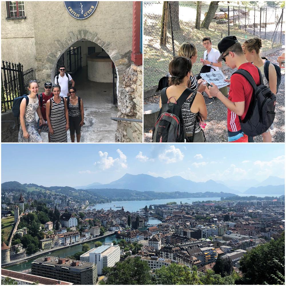 Neue Jugendliche An Ihrem Ersten Tag Im Ausbildungszentrum Von La Capriola