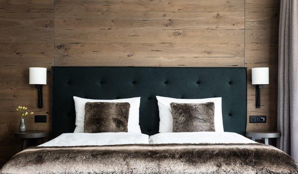 AMERON Davos Swiss Mountain Resort Bett