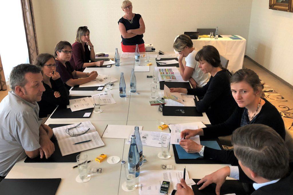 """Schulung im Ausbildungszentrum Luzern """"Digital kompetent"""""""
