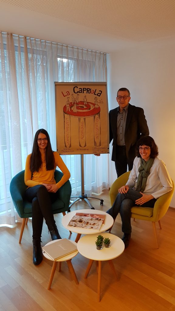 La Capriola Geschäftsleitung und die Grundwerte von La Capriola