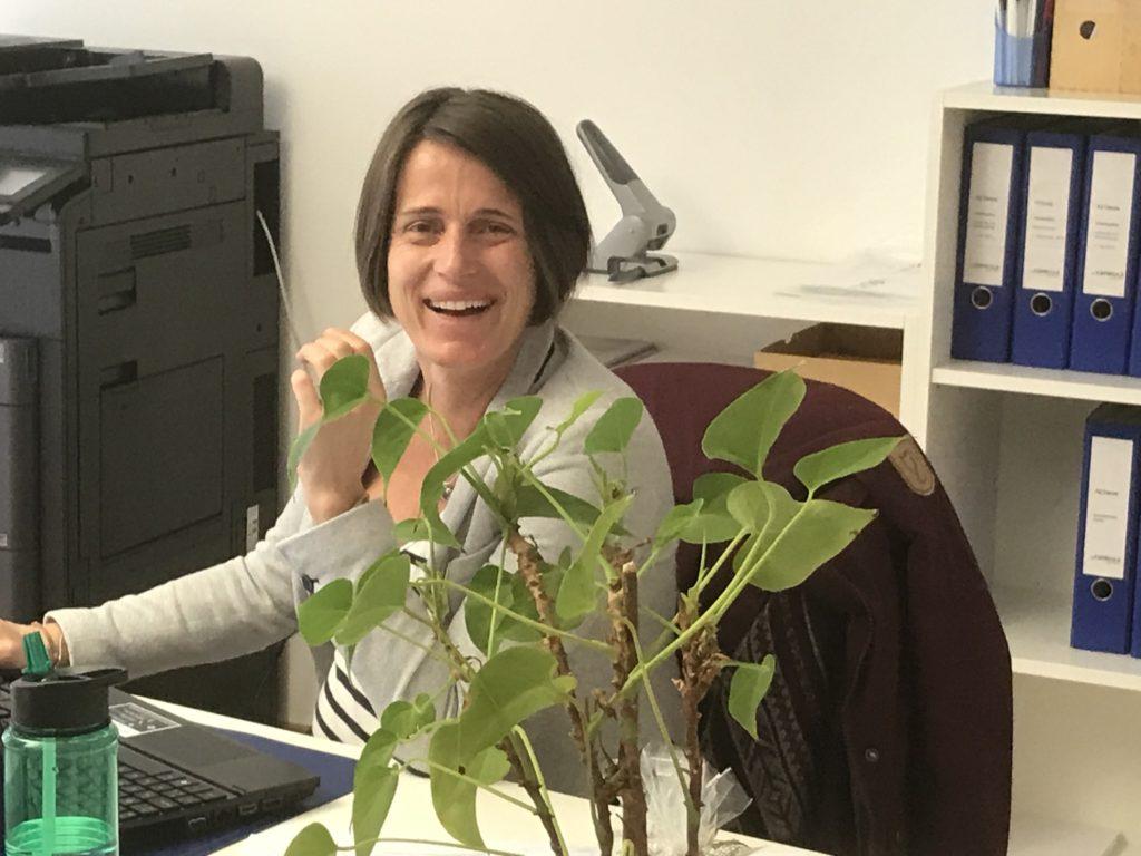 Mitarbeiterin La Capriola Brigitte Pronebner