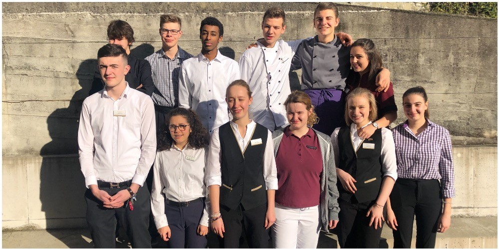 Jugendliche der La Capriola Stiftung