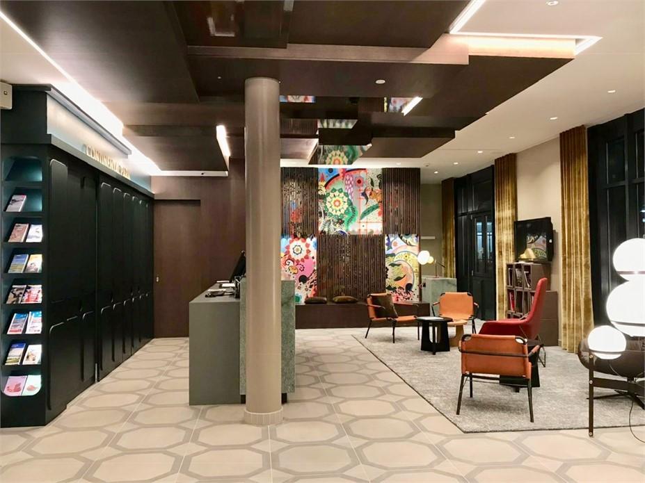Hotel Continental Luzern Lounge