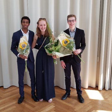 Erfolgreiche Abschlüsse Im Ausbildungzentrum Luzern!