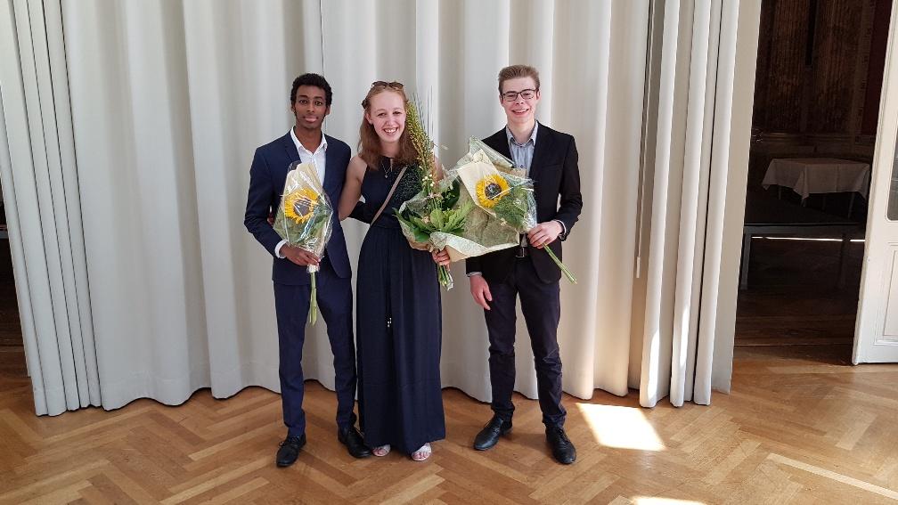 Abschlussfeier La Capriola Luzern
