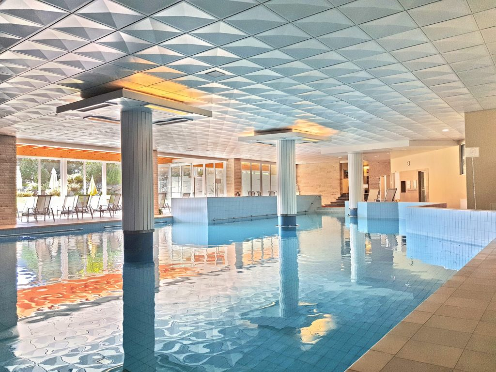 Hallenbad - Sunstar Hotel Davos