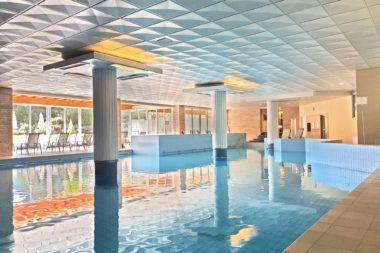Hallenbad – Sunstar Hotel Davos