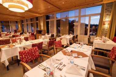 Restaurant Sunstar Hotel Davos