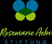 Logo Rosemarie Aebi Stiftung