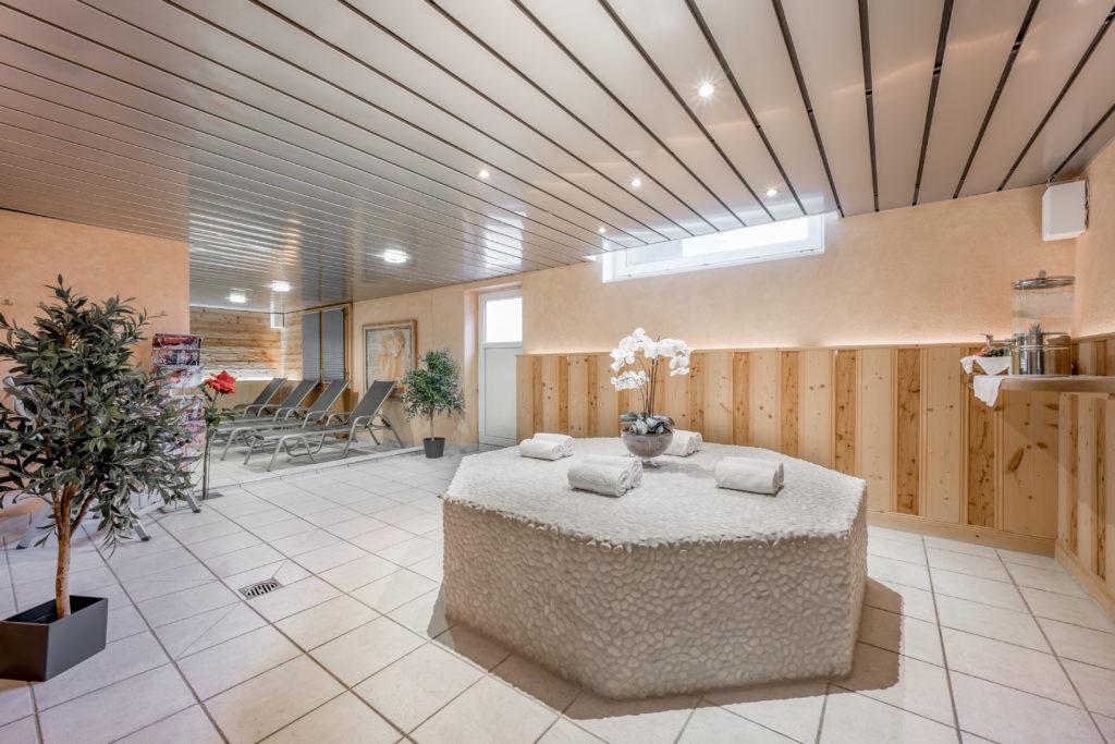 Turmhotel Victoria Davos Wellness