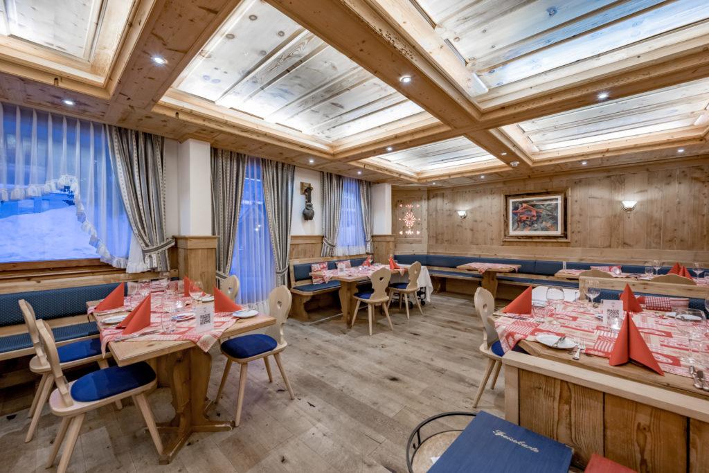 Turmhotel Victoria Davos Restaurant