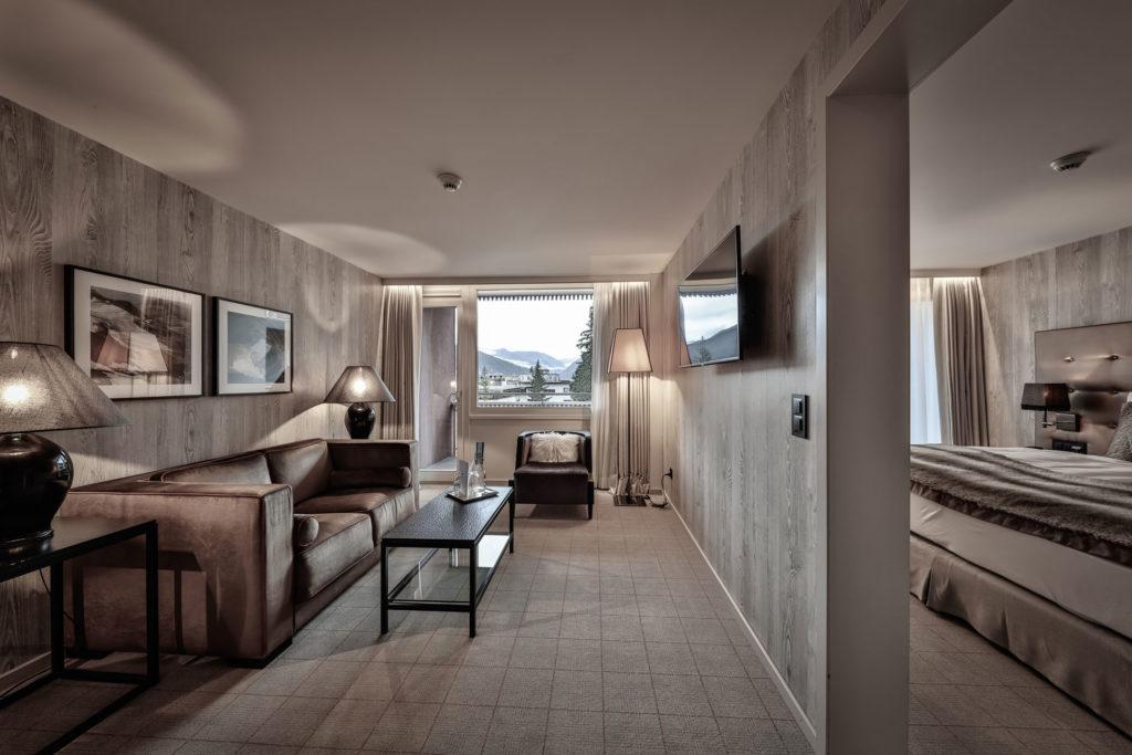 Alpine Junior Suite Grischa Hotel