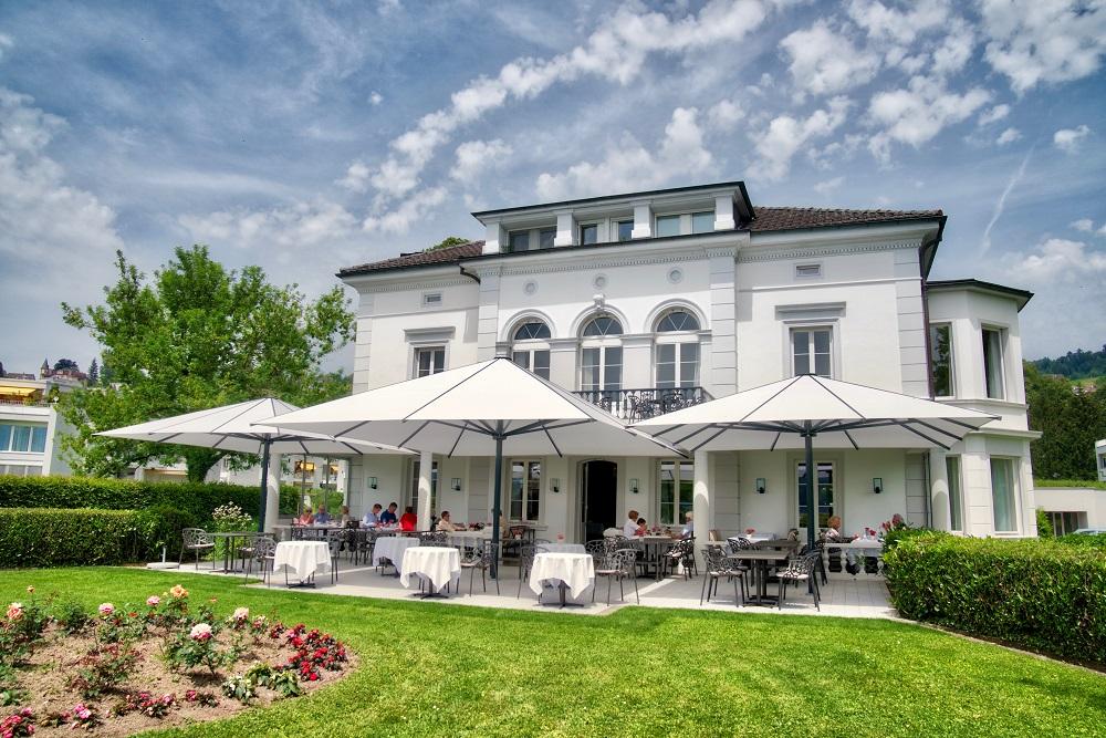 VILLA Hotel Schweizerhof Luzern