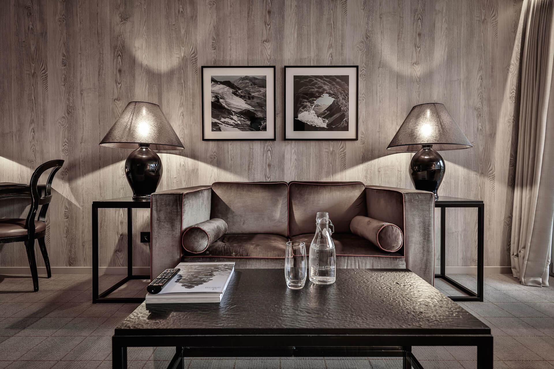 Suite Grischa Hotel